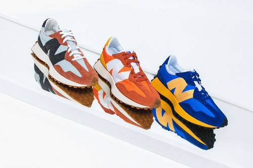 New Balance's 327 Appears in Trifecta of Revived Colorways