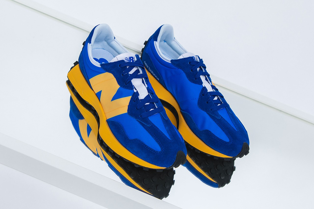 327 Appears in Three New Colorways