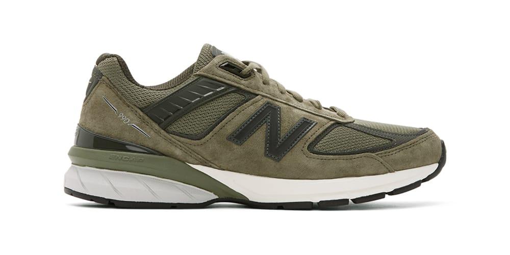 New Balance 990v5 Made in USA \