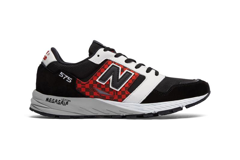 New Balance MTL575 Made in UK sneakers shoes footwear kicks trainers runners trail hiking outdoor menswear streetwear spring summer 2020 collection american