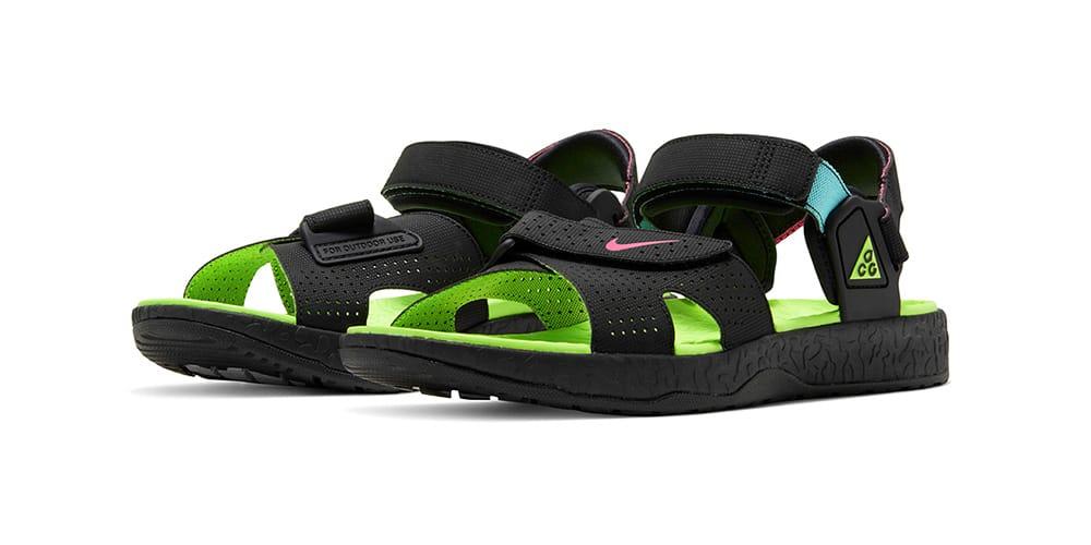 Nike ACG Air Deschutz Sandals set for