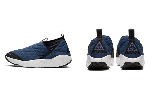 "Nike ACG Moc 3.0 ""Midnight Navy"" Supplies Subtle Outoor Style"
