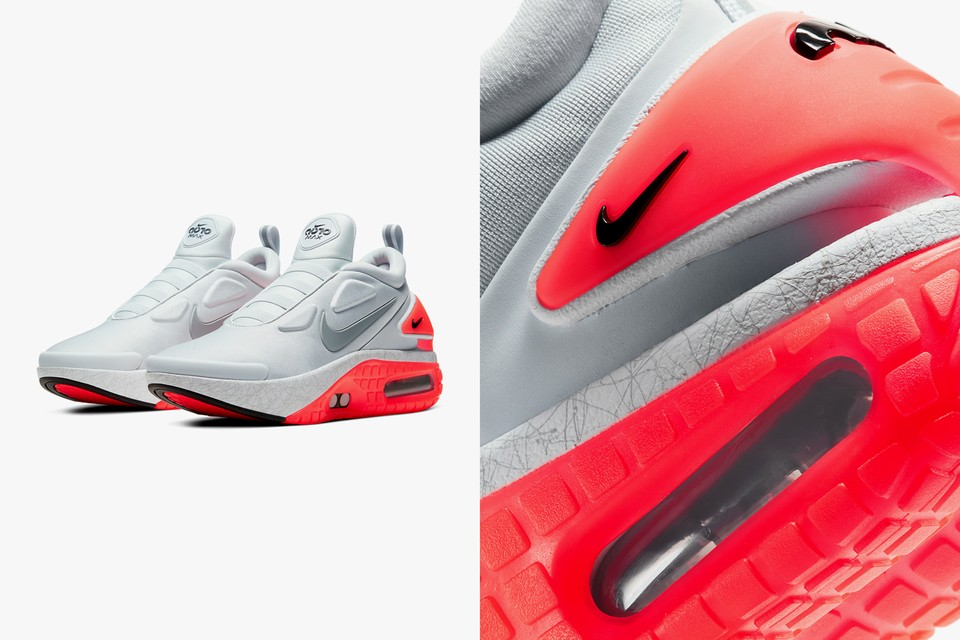 Nike Adapt Auto Max Infrared Release Date Info Hypebeast
