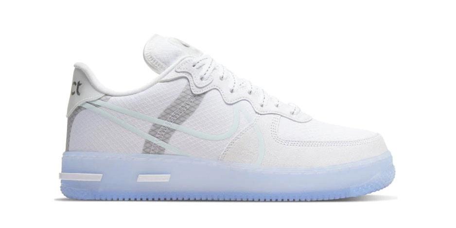 cine Monopolio salir  Nike Air Force 1 React D/MS/X QS CQ8879-100 | HYPEBEAST