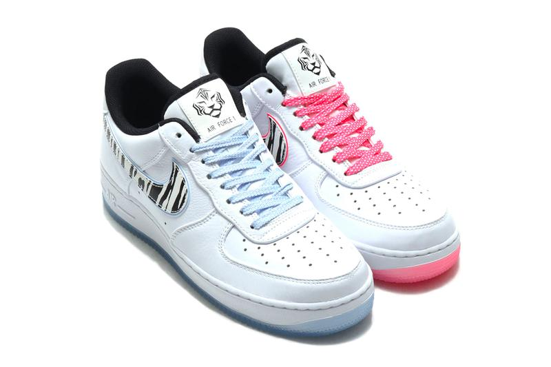 Nike Air Force 1 White Tiger cw3919 100 menswear streetwear sneakers shoes footwear kicks runners trainers south korea team soccer football spring summer 2020 collection