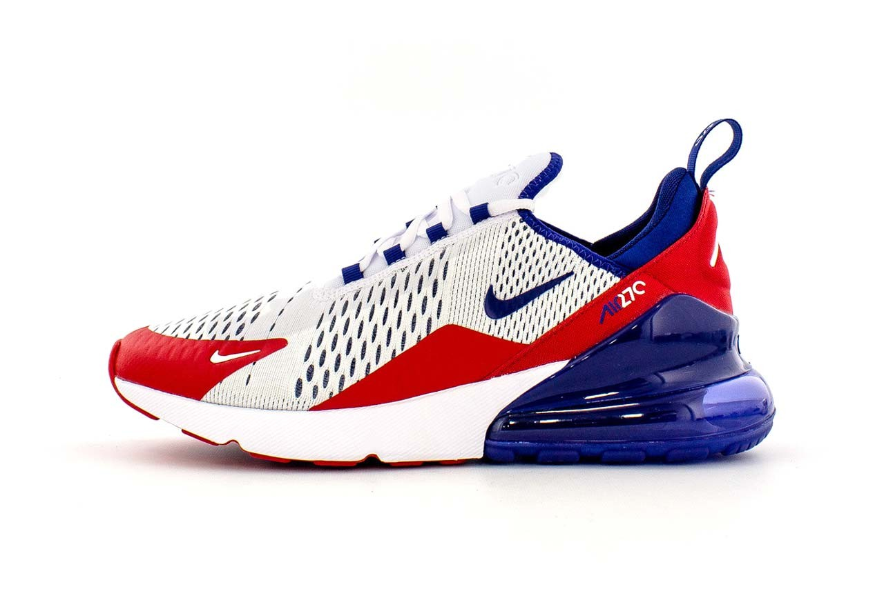 air max red white blue