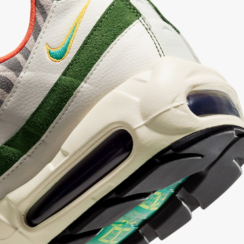 Calor Ocurrencia Línea de visión  Nike Air Max 95