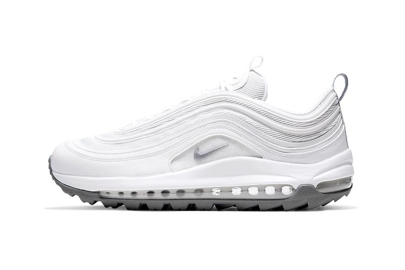 Nike Air Max 97 G Triple White Release info CI7538-100 Buy Price