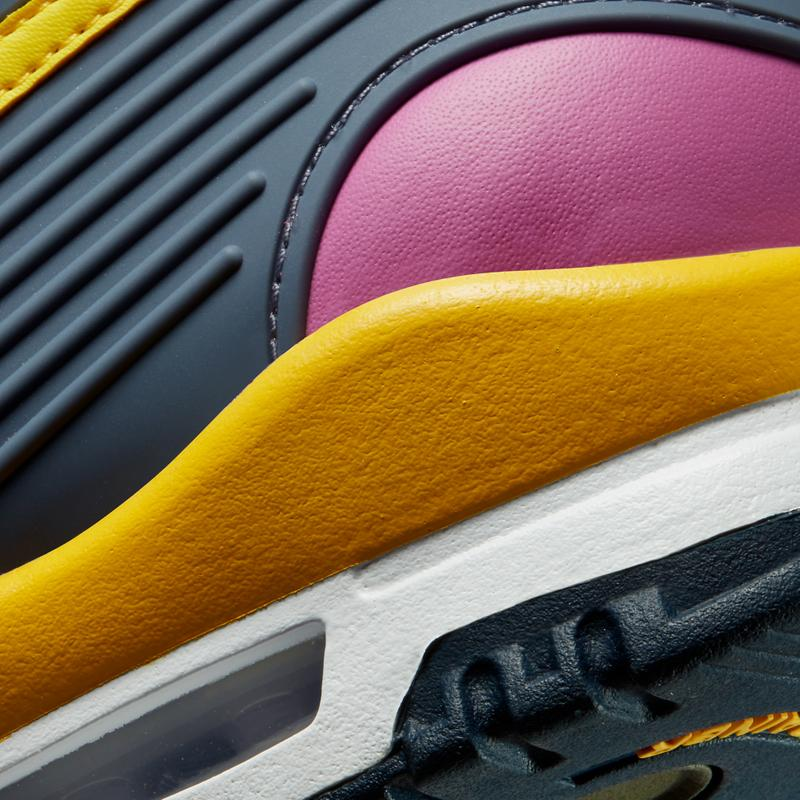 nike sportswear air trainer 3 viotech bo jackson viotech dandilion yellow viola grey slate CZ6393 500 official release date info photos price store list