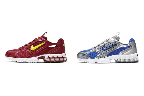 """Nike Air Zoom Spiridon Cage 2 Appears In """"Team Red"""" and """"Varsity Royal"""""""