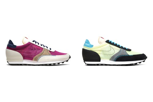 """Nike Introduces Deconstructed Daybreak Type N. 354 in """"Cactus Flower"""" and """"Barely Volt"""""""