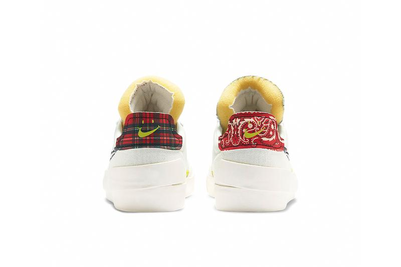 Nike Drop type Mid HBR Patchwork Release Info CW2622-171 CW2620-101