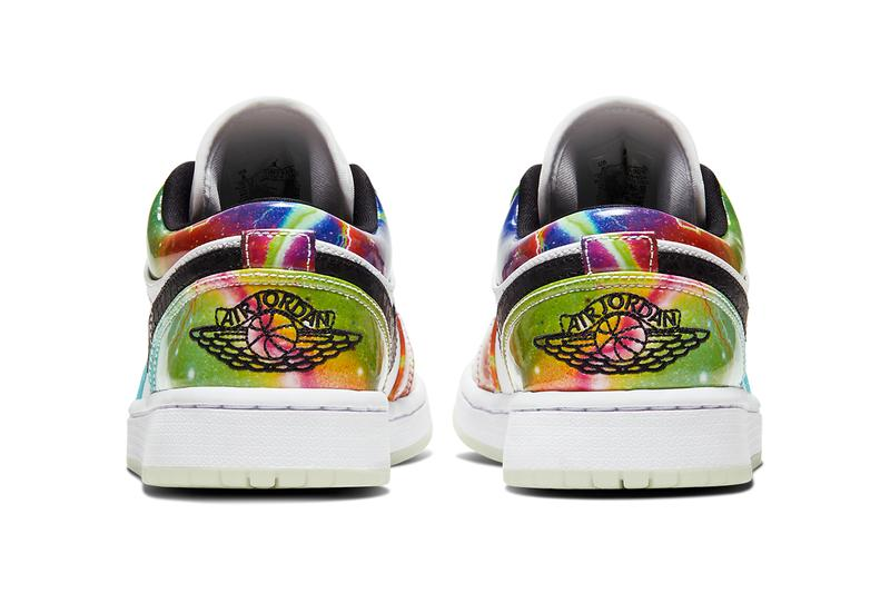 nike sportswear jordan brand air foamposite 1 jordan low bejing basketball summer CW6769 930 CW7310 909 CW7309 090 official release date info photos price store list