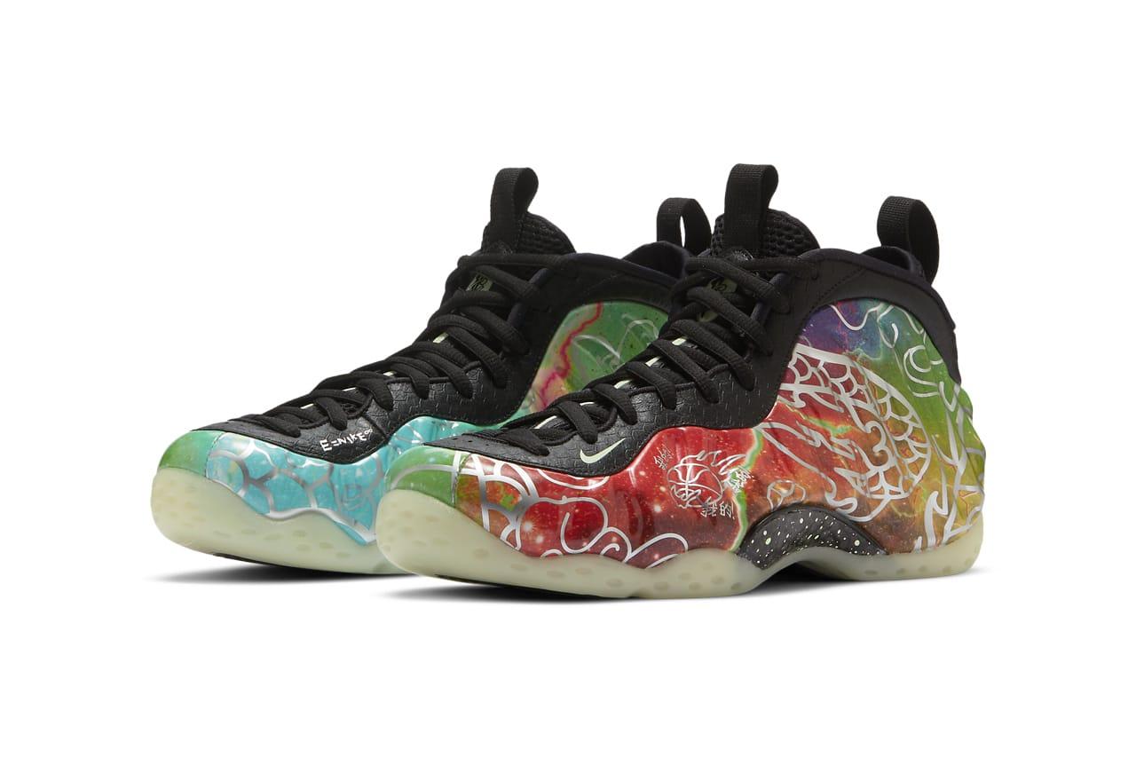 Nike Foamposite One \u0026 Air Jordan 1 Low