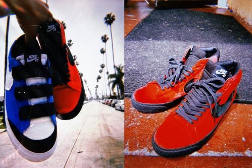 "Nike SB Builds Blazer ""Kevin & Hell"" Pack for Kevin Bradley"