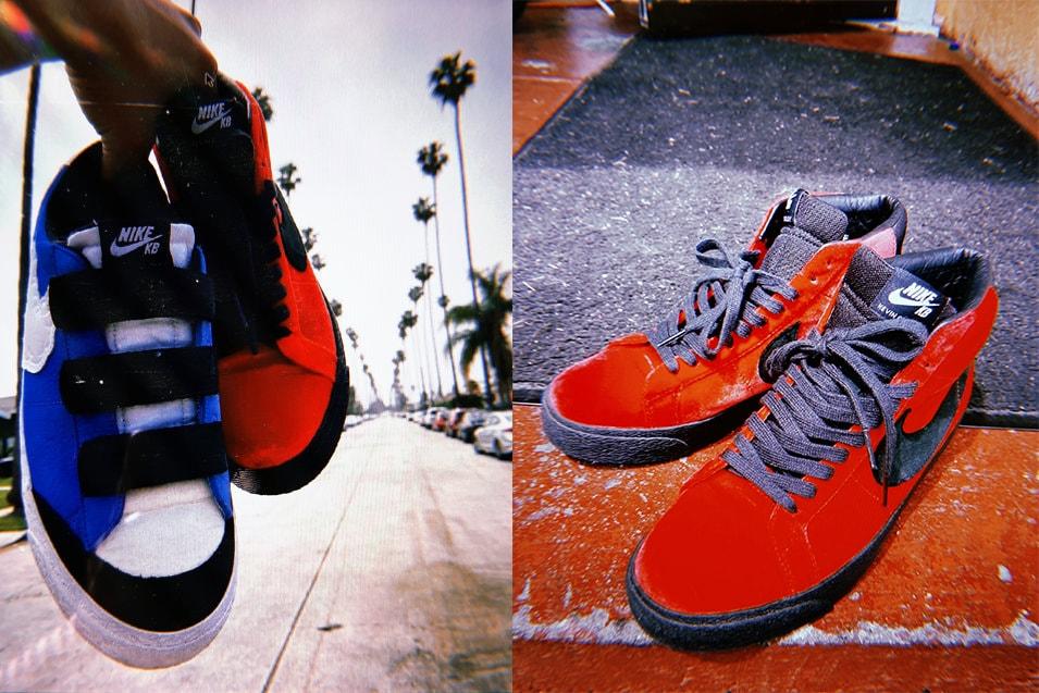 Reacondicionamiento Conciliar Aplicado  Kevin Bradley Nike SB Blazer