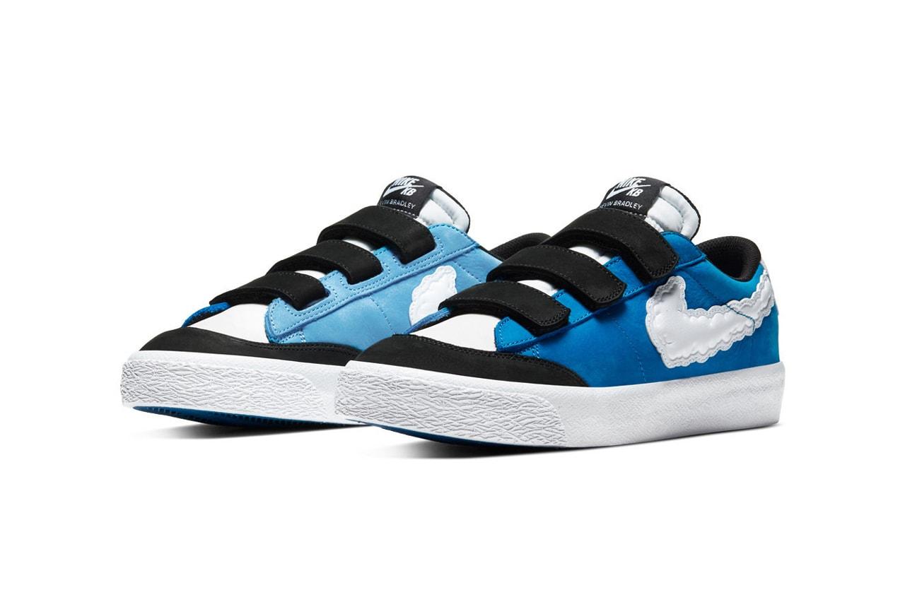 Nike SB Blazer x Kevin Bradley 最新聯名系列「Kevin & Hell」正式登場
