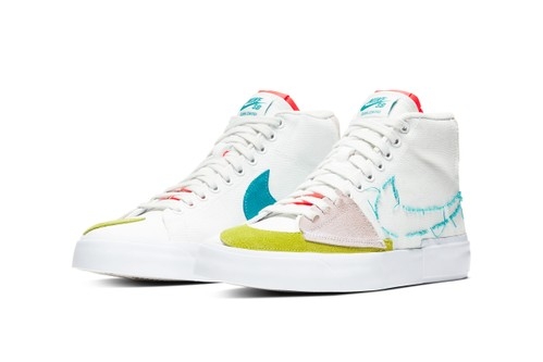 Nike SB Blazer Mid Edge Is Back With More Sliced-Up Styles