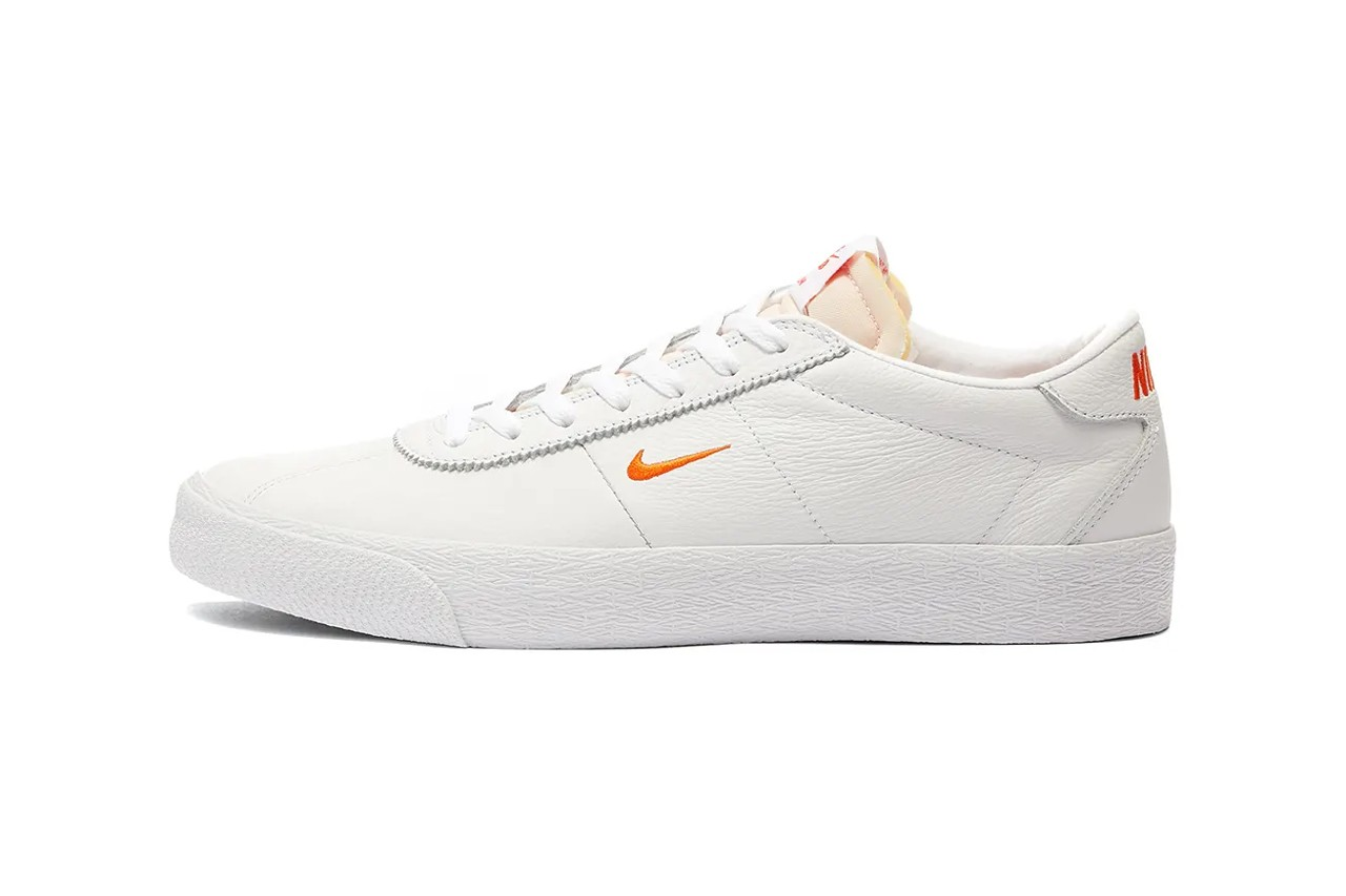 nike sb zoom bruin white team orange gum aq7941 101 release date info photos price store list