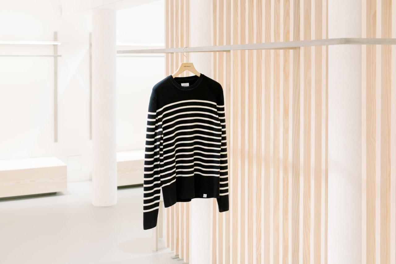 norse projects flagship store copenhagen denmark menswear womenswear streetwear