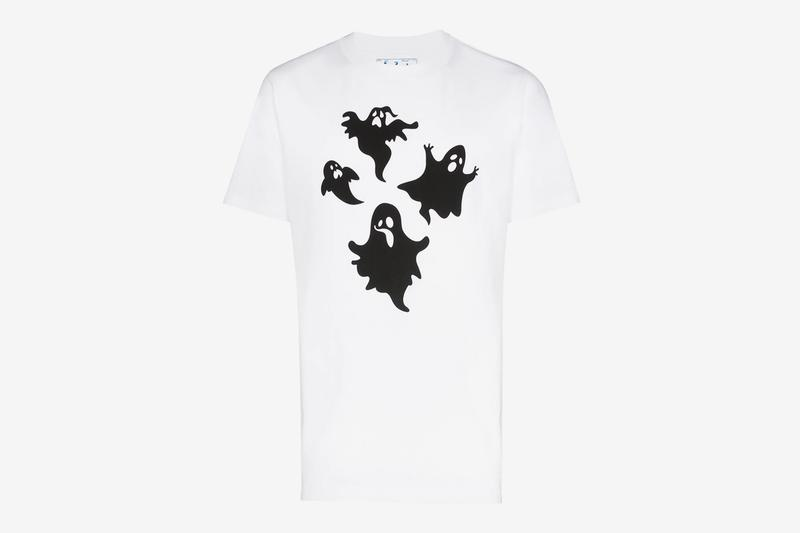Off-White™ Ghost Print T-Shirt Release Info Buy Price