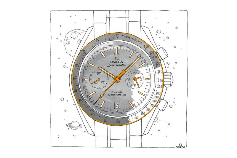 OMEGA Introduces Free Watch-Themed Coloring Book Speedmaster Constellation De Ville Seamaster Olympic swimming golfing space exploration sailing diving race car driving