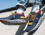On Reveals Cloudnova Silhouette in New Denim Blue Colorway