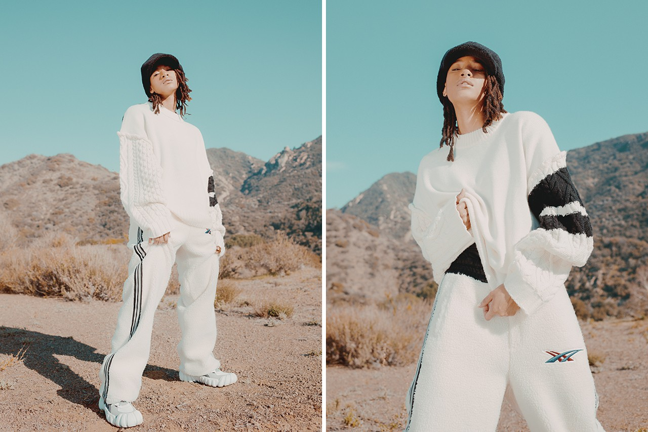 fw20 aw20 nature environment willow smith japanese design collaboration