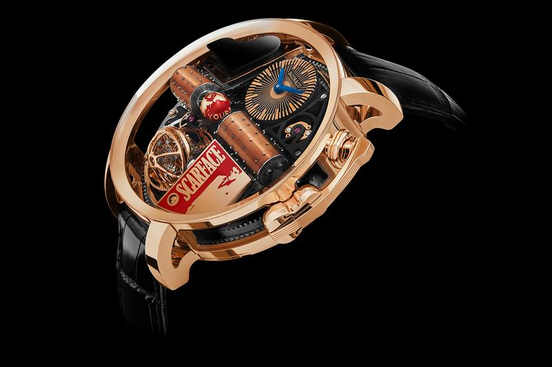Opera Scarface by Jacob & Co. Watch Release Info Arabo Buy Price