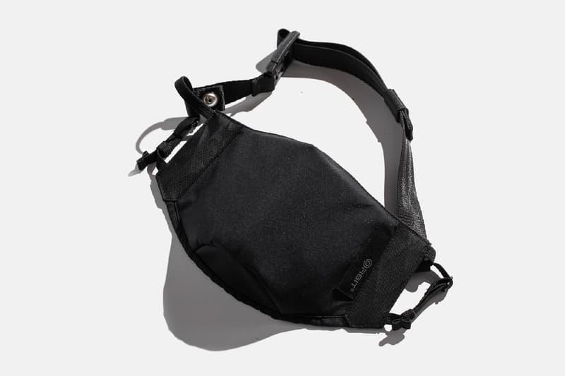 ORBITGear W210-A FACE SHIELD Release  COVID-19 Coronavirus masks techwear magnetic stealth  filter N95