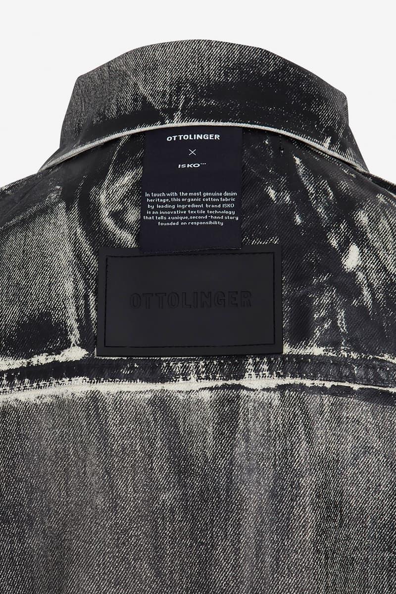 OTTOLINGER Oversized Denim menswear streetwear spring summer 2020 collection Berlin based design duo Christa Bösch Cosima Gadient