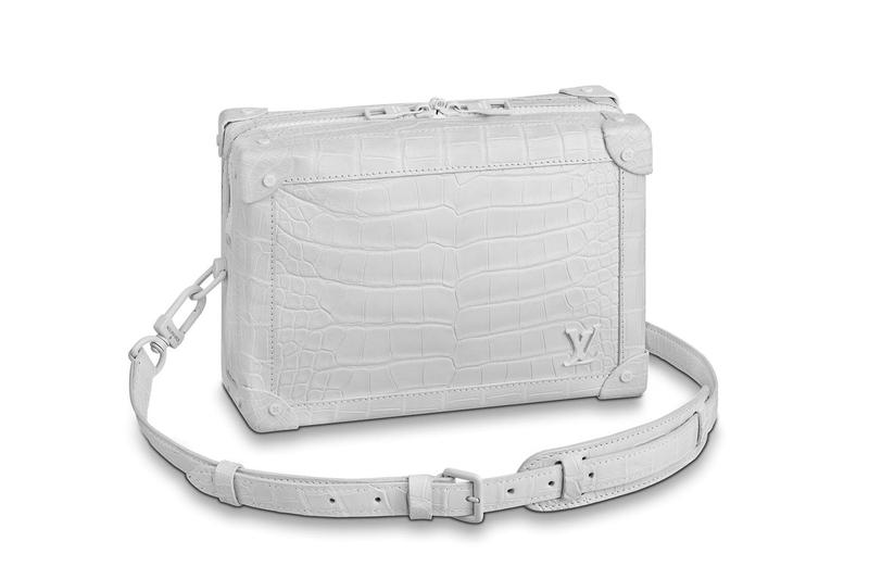 Louis Vuitton Soft Trunk Colorway Versione Release Virgil Abloh Borse Accessori Bauli Nicolas Ghesquière Petite Malle