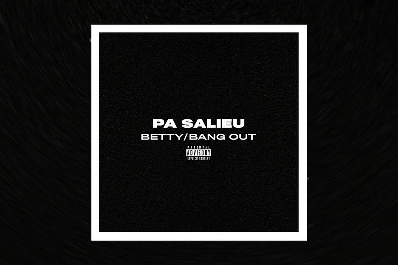"Pa Salieu Shares New Singles ""Betty"" and ""Bang Out"" listen now UK rap grime hip-hop spotify apple music"