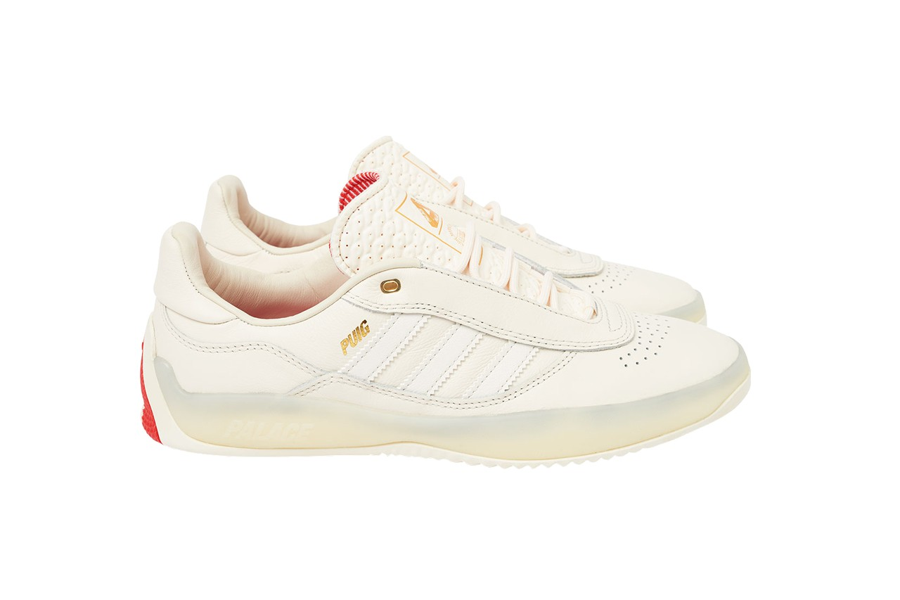 palace adidas skateboarding lucas puig white red black blue gold pink release date info photos price store list
