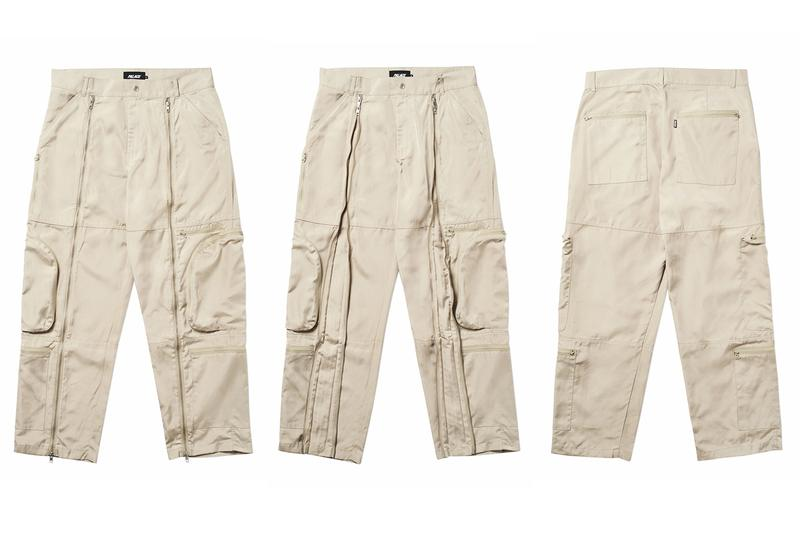Palace Summer 2020 Pants and Bottoms jeans shorts pants chinos khakis cargo jorts capris madras patchwork hiking outdoors