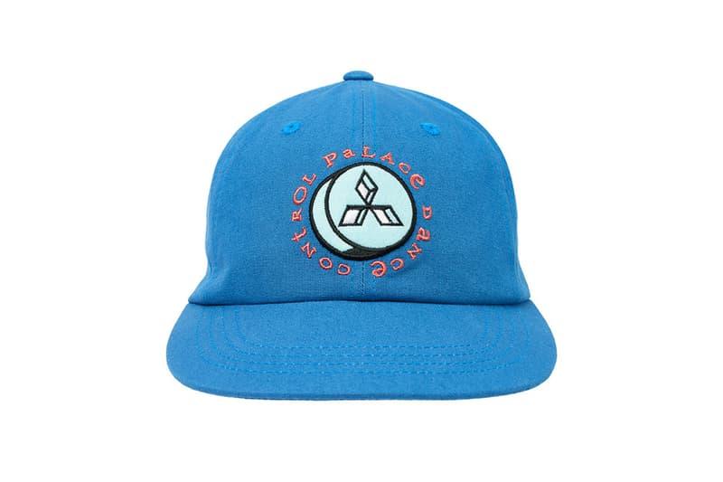 Palace Summer 2020 Hats Caps bucket safari Tri ferg logo dance control sportsjeans collection suede tartan checks