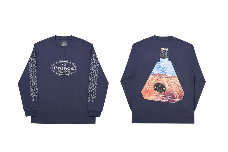 Palace Summer 2020 Longsleeve T-Shirts Release Info Date Buy Price