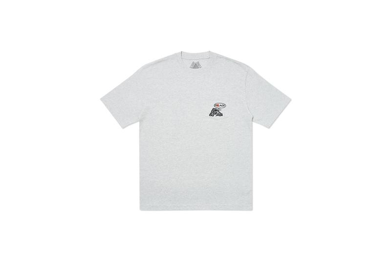 Palace Summer 2020 T-Shirts and Tees Release Info Date Buy Price