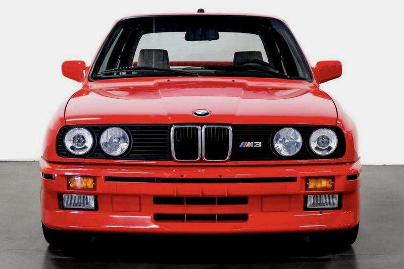 Paul Walker BMW M3 E30 Car Sold for $150,000 USD collection personal automobile 1991 original