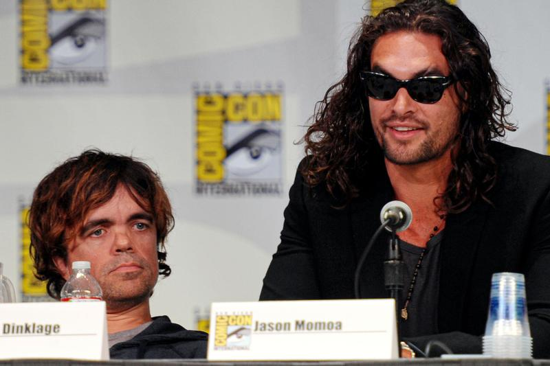 Peter Dinklage Jason Momoa Good Bad Undead movies films entertainment news production the legendary vampire hunter slayer con scam artists