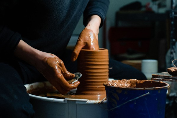 Learn to Handcraft a Ceramic Cup With Phill Kim