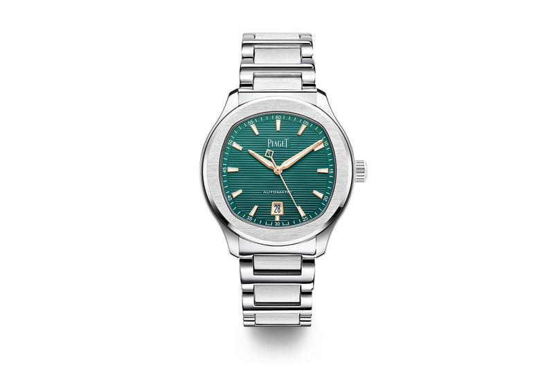 Piaget Polo S Limited Edition Green Dial Release Mechanical Watch Swiss Made Horology Sports Watch Diving Mechanical
