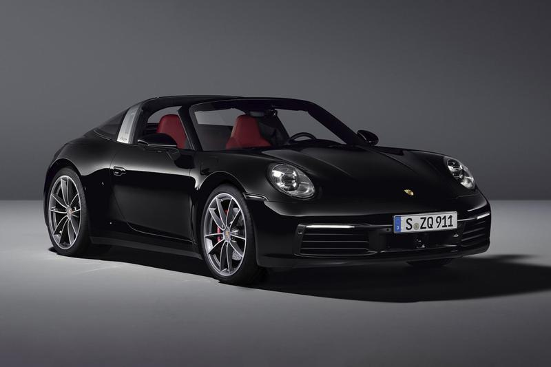 Porsche 2021 911 Targa 4 and 4S Unveiled 992 911 Targa German automotive cabriolet convertible drop-top summer driving racing boxer engine