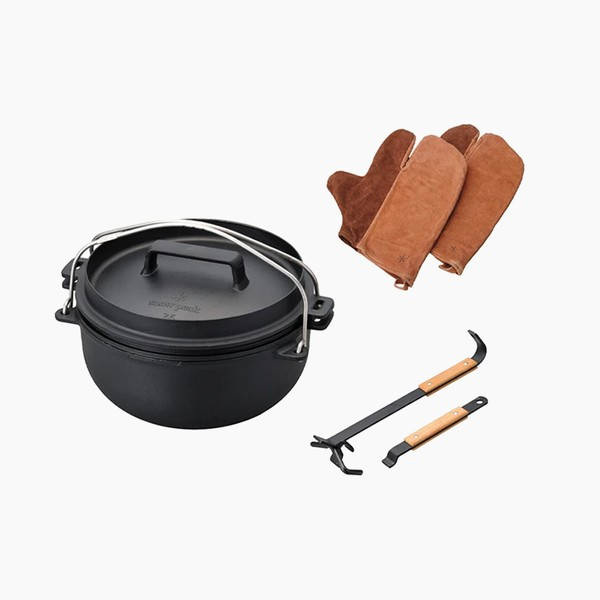 Snow Peak Takibi Cooking Set