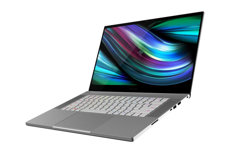 razer blade laptop 15 inch studio edition 2020 work station laptop mobile intel nvidia cpu gpu components hardware