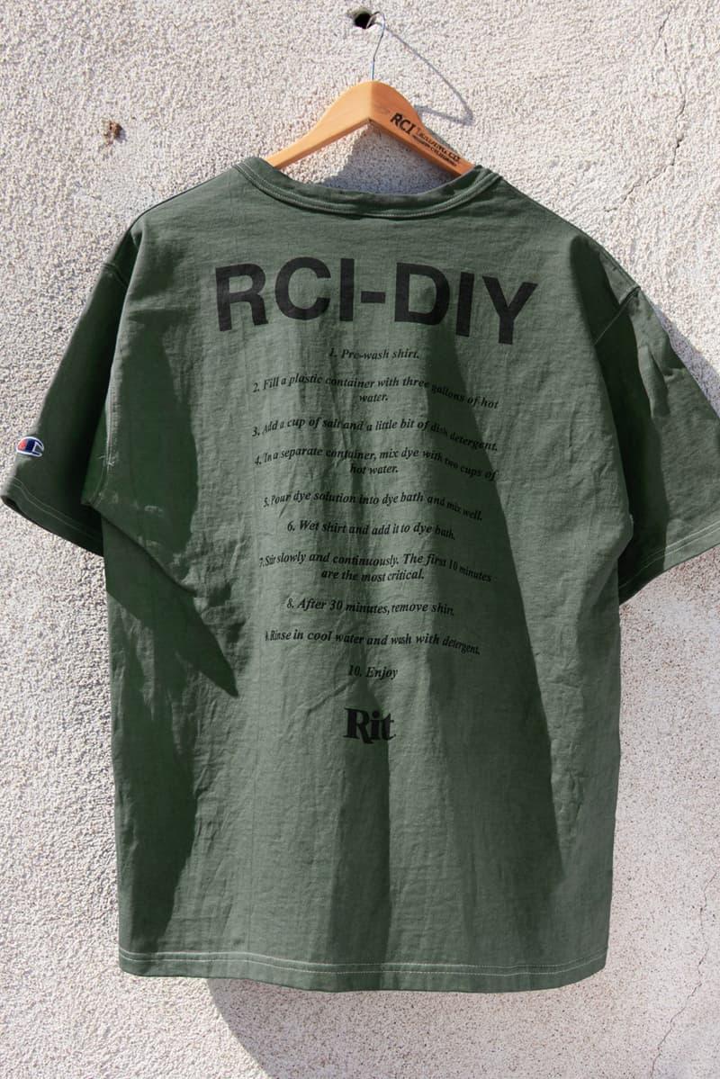 Reese Cooper RCI-DIY 1.5 Rit Dye T-Shirt Kit champion summer 2020 color