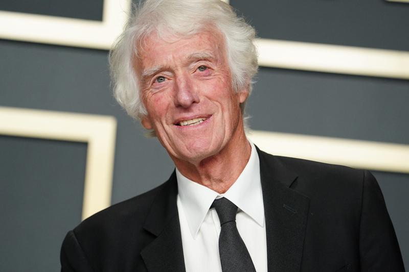 Roger Deakins Has Started a Filmmaking Podcast apple listen now team deakins cinematographer movies oscar winner location scouting, practical lighting, and composition business
