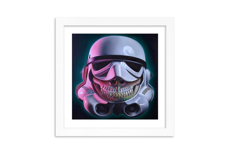 ron english star wars day prints artworks