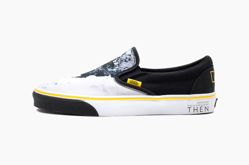 'National Geographic' x Vans