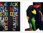 Saint Laurent Rive Droite Releases Mario Sorrenti and John Baldessari's 'Noses Elbows and Knees'